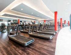 John Harris Fitness Donaupark Linz