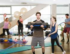GESU Fitnessloft