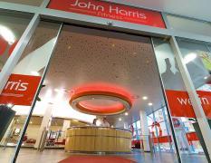 John Harris Fitness Atrium Linz