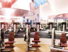 """John Harris Fitness """"Am Margaretenplatz"""""""